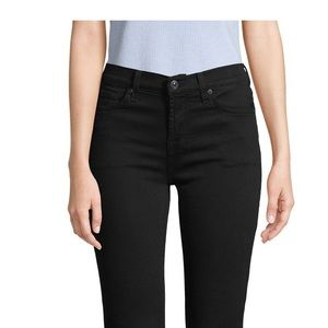 7 For All Mankind Jeans - Black skinny jeans
